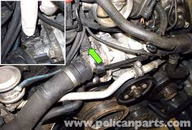 bmw x5 m62 8 cylinder water pump replacement e53 2000 2006