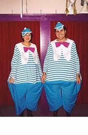 Tweedle Dee And Tweedle Dum Costumes Tweedle Dee Tweedle Dum Heidelberg Fancy Dress