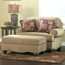 Oversized Loveseat With Ottoman Fantastic Oversized Loveseat With Ottoman Sofa And Ottoman Set