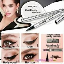 Eyeliner Spidol Murah jual murah maxi black ultimate maximum eyeliner spidol yanq