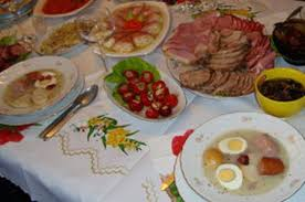 easter dishes traditional easter in poland food inside poland