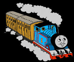 blue yellow thomas train clipart thomas 1 free clipart