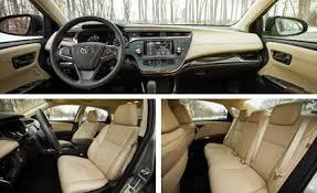 2001 Toyota Avalon Interior Toyota Avalon Interior 2015 Image 327
