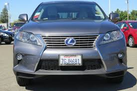 lexus rx 450h vs bmw x3 pre owned 2015 lexus rx 450h 4d sport utility in yuba city