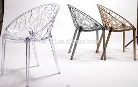 Polycarbonate Chairs Polycarbonate Resin Infinite Phoenix Chair Acrylic Transparent
