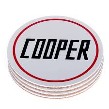 mini cooper logo interior original john cooper mini parts coopercarcompany com