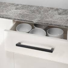 kitchen cupboard handles in black black cabinet handles and knobs modern square bar drawer