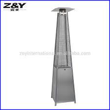 discount patio heater bfh a ss pyramid gas patio heater buy gas patio heater square