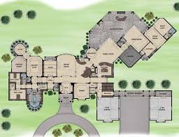 monster home plans european style house plans 12856 square foot home 2 story 6