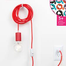 Pendant Light Cords In Pendant Light Fixtures Color Cord Company