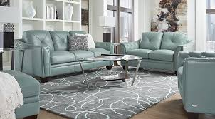 Leather Sofa Set For Living Room Blue Slate White Living Room Furniture Ideas Decor