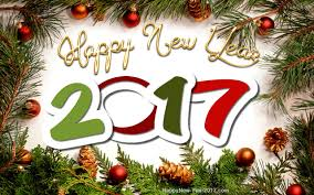 happy new year 2017 happy new year 2017 christmas decorations