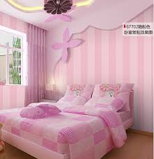 Pink Purple Bedroom - wallpaper for childrens bedroom picture more detailed picture
