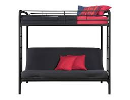 Futon Couch Cheap Amazon Com Dorel Home Products Twin Over Full Futon Bunk Bed
