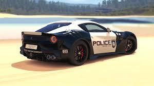 police ferrari scpd 2015 ferrari f12tdf back by xboxgamer969 on deviantart