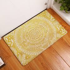 Geometric Kitchen Rug Floral Kitchen Rugs Roselawnlutheran