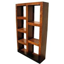 modern cube bookcase solid wood modern display rack cube bookcase