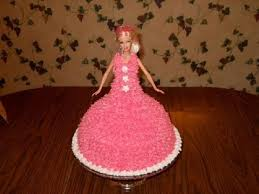 how to make a cake for a girl how to make doll cake