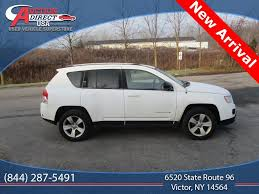 jeep compass granite crystal cars for sale at auction direct usa