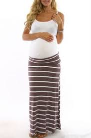 maternity skirts mocha striped maxi maternity skirt maternity skirt striped maxi