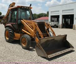 1992 case 580 super k backhoe item h7394 sold july 25 c