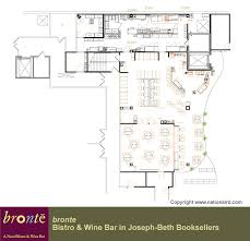 floor layout design bronte bistro wine bar design professional kitchen design