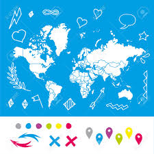 World Map Poster With Pins by Uk Map With Arrows Stock Photos Royalty Free Uk Map With Arrows