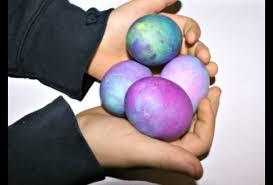 Easter Egg Decorating Dye by Easy Easter Egg Decorating Ideas Tie Dye Easter Eggs For
