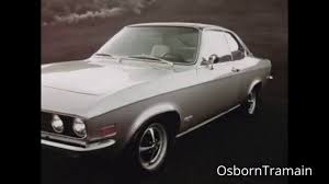 1973 buick opel 1973 opel manta luxus commercial werbung better color quality