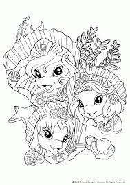 coloring pages mermaids my filly world pony toys coloring pages mermaids 2 by myfilly on