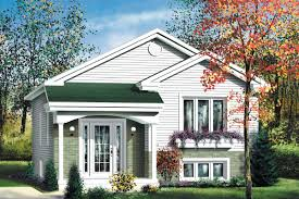 economical split level home plan 80376pm architectural designs