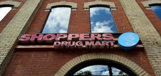 shoppers mart wants to sell in canada marijuana