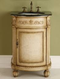 Antique Style Bathroom Vanity by Antique White Bath Vanities And The Cottage Style Bathroom