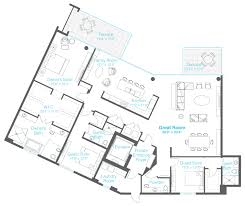 the vue floor plans penthouse 2 is the 2nd to end unit at vue sarasota bay and