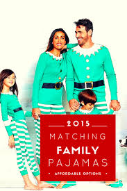 family pajamas 2015 edition
