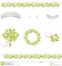 wedding design wedding design elements stock photo image 8030220