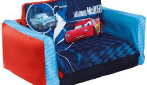 Kids Flip Out Sofa Bed With Sleeping Bag Disney Flip Out Sofa Bed Aecagra Org