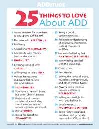 benefits of adhd your strengths and abilities