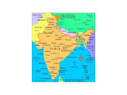 India Geography Map by Ancient India Geography History Showme