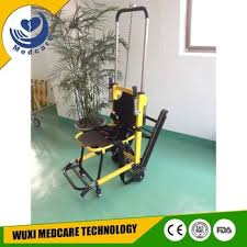 2017 up and down stairs motorized evacuation emergency stair chair