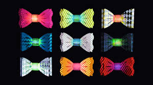 light up bow tie make the world s flashiest bow tie by natasha dzurny kickstarter