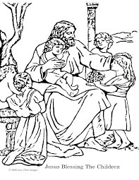 10 bible coloring pages images parents prayer