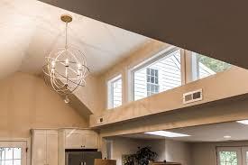 Led Kitchen Light Fixture Modern Farmhouse Light Fixtures Also High Ceiling Light Fixtures