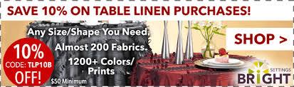 bright settings table linen rental liquid repellent tablecloths the bright ideas blog