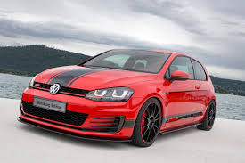 red volkswagen golf 375 hp volkswagen golf gti wolfsburg edition revealed at worthesee