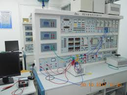 High Voltage Bench Power Supply - experiment center of electrical automation 上海海事大学物流工程学院