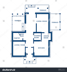 Blue Print Of A House by Blueprint Of House Descargas Mundiales Com