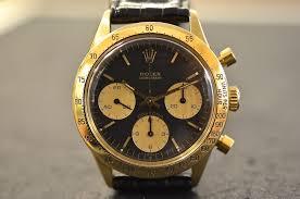 golden rolex 18k yellow gold rolex daytona ref 6239 rolex passion market