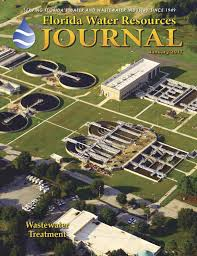 florida water resources journal january 2017 by florida water