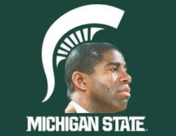 Magic Johnson Meme - welcome michigan state crying magic johnson crying michael jordan